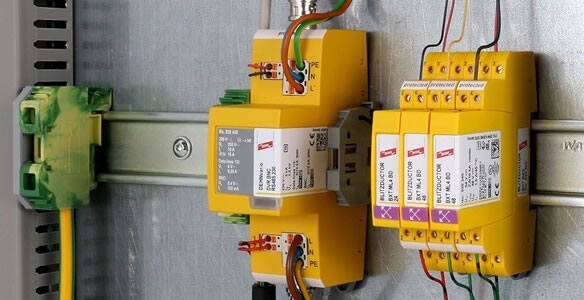 Lightning Surge Protection